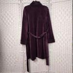 Buy cheap Elegant Women Pyjama Set , Deep Purple Velour Ladies Nightwear Set from wholesalers