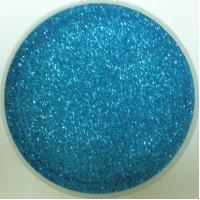 Buy cheap sky blue glitter powder from wholesalers
