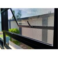 Buy cheap Micro Mosquito Net Window Fly Screen Ajustable For Aluminium Wooden And Steel Frame from wholesalers