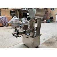 Buy cheap High Efficiency Automatic Filling Machine / Lip Balm Tube Filling Machine from wholesalers