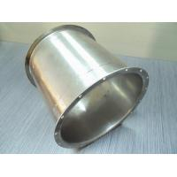 Buy cheap Stamping And Bending Cold Rolled Steel Manufacturing Process For Sheet Metal Parts from wholesalers