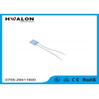 Buy cheap Stable MCH PTC Thermistor Heater 0.5MM Nickel Wire / Nickel Copper Wire Lead from wholesalers