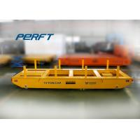 Buy cheap Low Pressure Track Electric Rail Transfer Cart Vehicle Tool Waste Handling from wholesalers