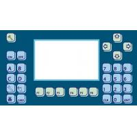 Buy cheap Custom Membrane Keypad Graphic Overlay With 3M Adhesive , Multicolored Printed from wholesalers