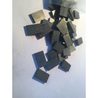 Buy cheap 20*12* 3.2 Dimension Tungsten Carbide Ss10 Tip Brazed For Stone Cutting Machine Tool from wholesalers