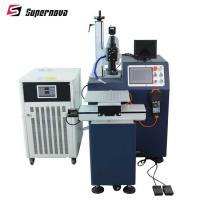 Buy cheap Argon Protective Gas Automatic Laser Welding Machine 2mm - 4mm Welding Depth from wholesalers