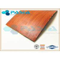 Buy cheap Bamboo Imitation Honeycomb Door Panels Sound Insulation Heat Resistance from wholesalers