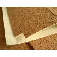 Buy cheap China Adhesive Cork Pads for Protective Glass 12x12mm, 1.5mm thickness Factory from wholesalers