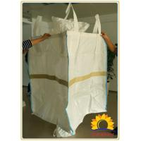 Buy cheap safety factor 5:1 pp big bags,pp jumbo bag,super sacks, from wholesalers