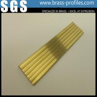 Buy cheap C38000 Luxury Decoration Non-slip Nosing For Brass Flooring Stairs from wholesalers