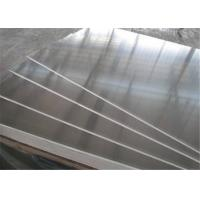 Buy cheap Heat Treatment Aluminium Alloy Sheet Military Industry  2529 5083 5059 7017 7020 7039 5456 2024 6061 7020 7022 product