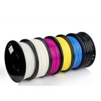 3D Printer ABS Plastic Filament 1.75mm / 2.85mm / 3mm Diameter 1kg Product