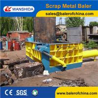Buy cheap Hydraulic Scrap Metal Balers Compactors from wholesalers