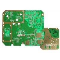 Buy cheap HF Rogers 4350 Mix Stack up Multilayer PCB Board / FR4 8 Layers PCB from wholesalers