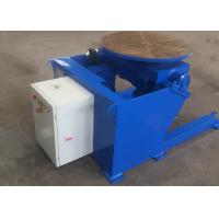 Buy cheap HB Tilting Pipe Welding Equipment Positioner For Automatic Pipe Circular Welding from wholesalers