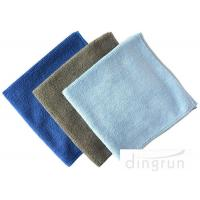 Buy cheap Highly Absorbent Fast Drying Multi-purpose Microfiber Car Cleaning Cloths from wholesalers