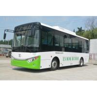Buy cheap Man CNG Minibus Compressed Natural Gas Vehicles , Rear Engine CNG Passenger Van from wholesalers