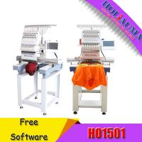Buy cheap Factory direct sale tajima type one head computer embroidery machine price from wholesalers