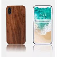 Buy cheap OEM / ODM DIY Wood iPhone Case , PC Plastic Blank Custom Wood Phone Case from wholesalers