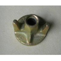 Buy cheap Formwork wing nuts to hold concrete wall formwork system and column forms from wholesalers