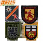Buy cheap Clothing Custom Shape No Backing Assorted Embroidered Patches from wholesalers