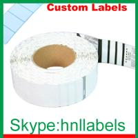 Buy cheap Airline Thermal Baggage Tags Airline Baggage Tags from wholesalers