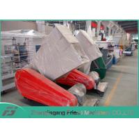 Buy cheap Recycling Plastic Crusher Machine Siemens Brand Motor 300kg Capacity from wholesalers