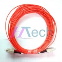 Buy cheap Hot sell SC MM Duplex Patch Cord Optical Fiber price product
