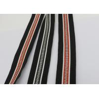 Buy cheap Garments / Bags Brass Long Chain Zipper Silver Teeth Polyester / Cotton / Aramid Tape from wholesalers