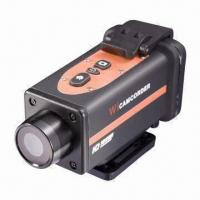 Buy cheap Water-resistant HD1080P Sport Action Camera with 4x Digital Zoom and Rechargeabl from wholesalers