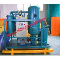 Buy cheap Turbine Oil Cleaning Systems,Vacuum Turbine Oil Purifier,Used Oil Recondition Systems,clean the oil down to NAS5 from wholesalers