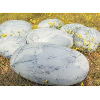 Buy cheap Pebbles cushion,cobblestone cushion,stone cushion,egg shape cushion,round cushion from wholesalers