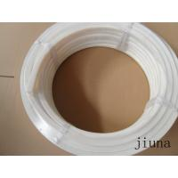 Buy cheap High Tensile White Polyurethane V Belt / PU Sandwich Belt For Textile from wholesalers