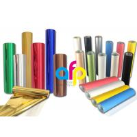 Buy cheap Custom Color Stamping Foil Paper product