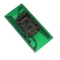 Buy cheap TSOP adapter TSOP56 Socket Adapter 0.5mm 14*18mm TSOP56 IC Test Socket product