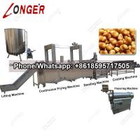 Buy cheap Continuous Belt Type Peanut Frying Machine Stainless Steel Material from wholesalers