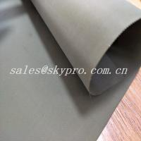 Buy cheap Custom Wear Resistant Hypalon Rubber Sheet Neoprene Fabric Roll , Hardness 68±5 from wholesalers