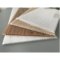 Buy cheap High Glossy 25cm Decorative PVC Panels Convenient Installation Ceilings from wholesalers