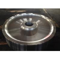 Buy cheap Ring and Pinion Gearboxes Gear Forging External / Internal Hydraulic product