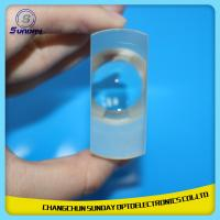 Buy cheap CaF2 Calcium Fluoride Convex Lens and concave lens from wholesalers