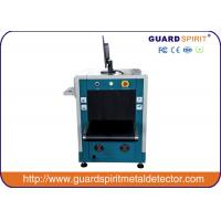 Buy cheap Highest Image Quality X Ray Baggage Scanner Self Diagnostic System from wholesalers