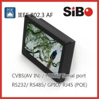 Buy cheap 7 Inch Enhanced POE Tablet PC / POE Panel PC from wholesalers