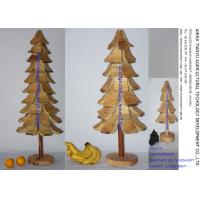 Buy cheap Artificial Christmas trees made by paulownia wood  paulawnia wooden decorations from wholesalers
