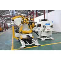 Buy cheap Precision Pneumatic Clamp Servo Feeder Press Metal Stamping Automation from wholesalers
