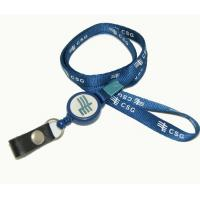 Buy cheap retractable badge lanyards id badge holder lanyard id card holder beaded from wholesalers