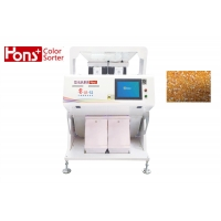 Buy cheap Small Size Corn Color Sorter Machine High Capacity 2 Chutes from wholesalers