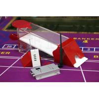 Buy cheap Baccarat Poker Shoe Baccarat Cheat Device Monitoring For Seeing Poker Face from wholesalers
