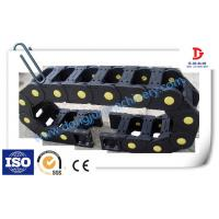 Buy cheap Small CNC Nylon Line Engineering Plastic Cable Drag Chain from wholesalers
