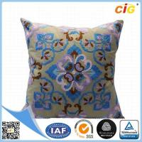 Buy cheap Accent Couch Throw Pillows Home Textile Products of Polyester Or Cotton product
