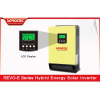 Buy cheap 3KW 3.2KW 5.5kW Pure Sine Wave Hybrid Power Inverter With LCD Display from wholesalers